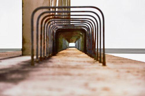 Tunnel by Cuco de Frutos